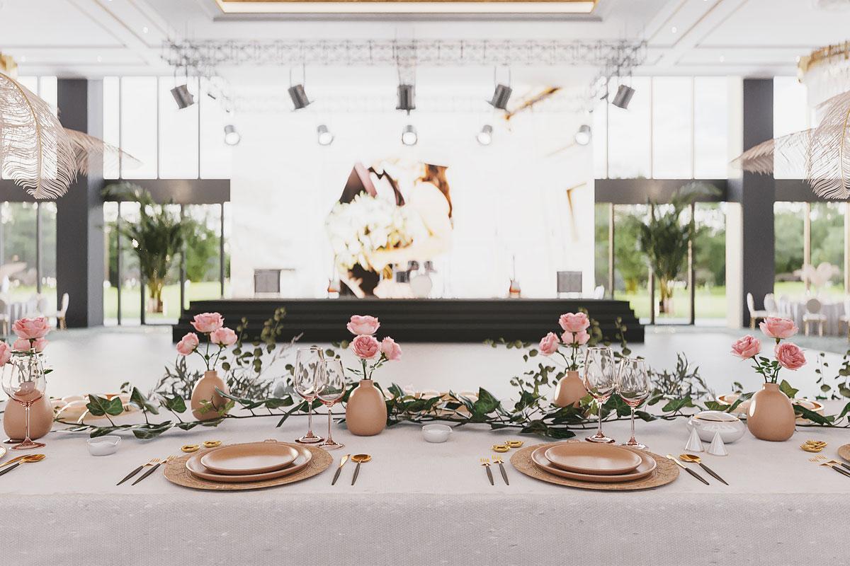 Salon de evenimente Amourelle by Ramatuelle
