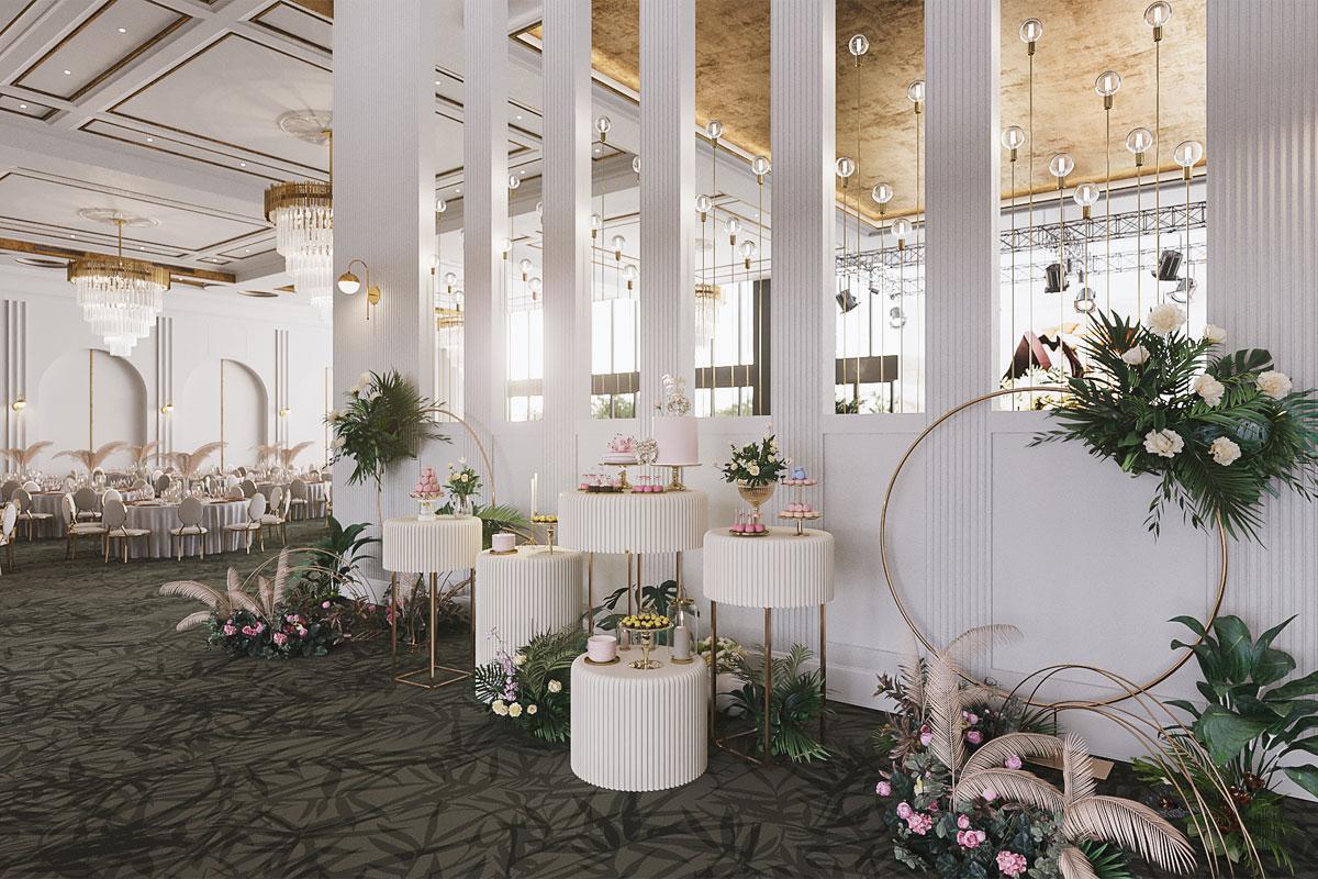 Salon de evenimente Chantelle by Ramatuelle